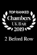 Top Ranked Chambers UK Bar 2019